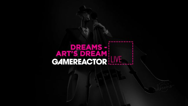 《夢想大創造 Dreams》:GR Live今晚直播,來看看《Art's Dream》