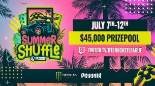 Beyond the Summit reveals six Summer Shuffle teams