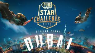 PUBG Mobile Star Challenge Global Finals hitting Dubai