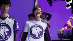 Bischu leaves LA Gladiators for Guangzhou Charge