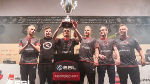 Gillette partners with Germany's ESL Meisterschaft