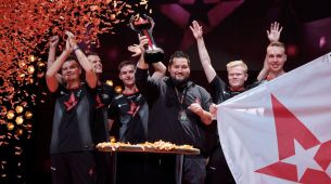 Astralis are the Faceit Major champions
