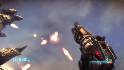 Bulletstorm - Skillisodes Trailer