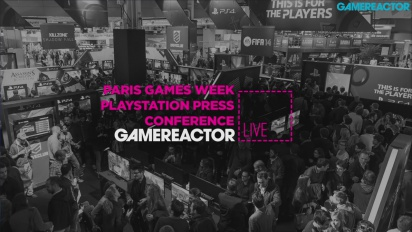 Paris Games Week Playstation Conference - Livestream Replay