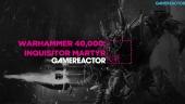 《戰鎚40K:審判者-烈士》- 直播重播