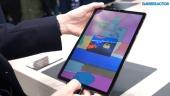 MWC19: 三星 Galaxy Tab S5e - Daniel Kvalheim 訪談