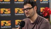 Raúl Rubio - 娛樂與嚴肅遊戲節訪談