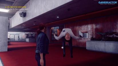 《控制》- 終極版 PS5 Gameplay