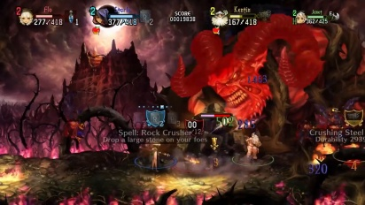 Dragon's Crown Pro - Announcement Trailer