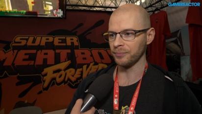 《超級肉肉哥》- Tommy Refenes 訪談