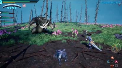 《不屈不撓Dauntless》- 美東遊戲展 Gameplay 影片
