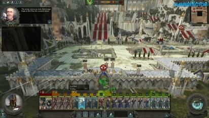 《全軍破敵:戰鎚2》- 永恆皇后艾拉瑞梨高等精靈 Gameplay
