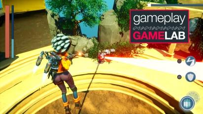 《Windfolk 》 - Gamelab 實機操作影片