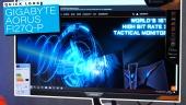 Gigabyte Aorus FI27Q-P電競螢幕- 搶先試用