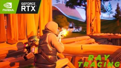 《要塞英雄》- RTX Gameplay