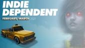 Indie Dependent 獨立遊戲大賞 2021年2月-3月