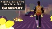 《空中騎士永不屈服》- Gameplay