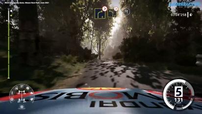 《WRC 10》- 克羅埃西亞拉力賽 1440p Gameplay