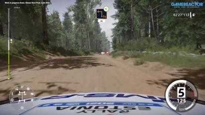 《WRC 10》- 愛沙尼亞拉力賽 1440p Gameplay