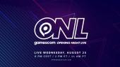 開幕夜直播 - Gamescom 2021