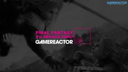 《Final Fantasy VII 重製版》 - 體驗版直播重播