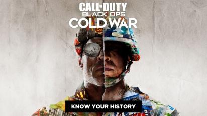《決勝時刻:黑色行動冷戰》- 了解歷史(贊助)