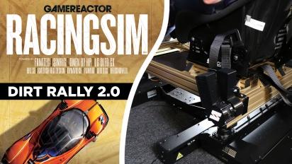 Gamereactor 全動態賽車模擬器 2021 - 《Dirt Rally 2.0》