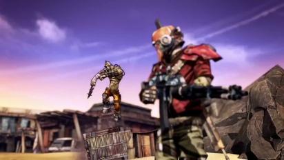 Borderlands 2 - Game of the Year Celebration Trailer