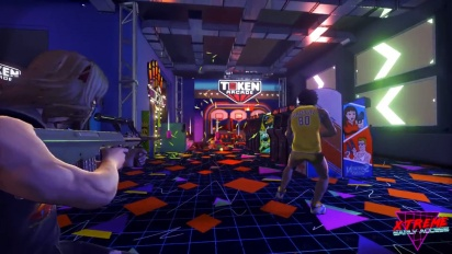 Radical Heights - Reveal Gameplay Trailer