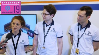 《環道巨星》Ornella、Carlos 與 Alberto Caroline Mastretta Aguilera 訪談