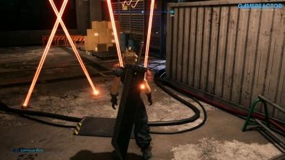 《Final Fantasy VII 重製版》 - 預覽版本 gameplay 亮點