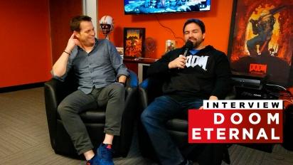 《毀滅戰士:永恆》- Marty Stratton & Hugo Martin 訪問
