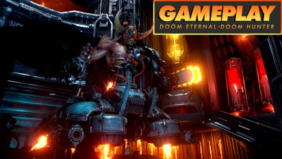 《毀滅戰士:永恆》- Doom Hunter Gameplay