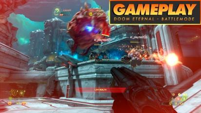 《毀滅戰士:永恆》- Battlemode Commented Gameplay