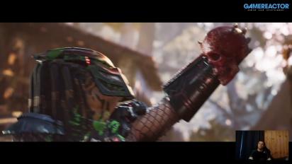 《終極戰士:狩獵戰場》&《蝙蝠俠:阿卡漢》- 直播重播