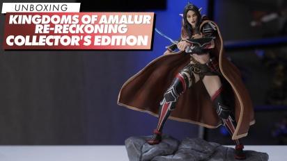 《Kingdoms of Amalur Re-reckoning》收藏版 - 開箱