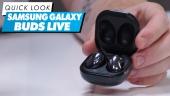 三星 Galaxy Buds Live - 快速查看