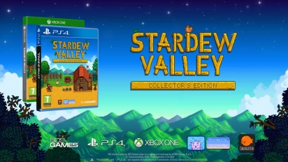 Stardew Valley - Retail Collector's Edition Announement