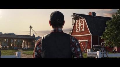 Farming Simulator 19 - Official CGI Reveal Trailer