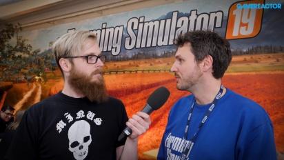《模擬農場 19》-Martin Rabl 訪談