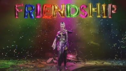 Mortal Kombat 11: Aftermath - Friendships Trailer