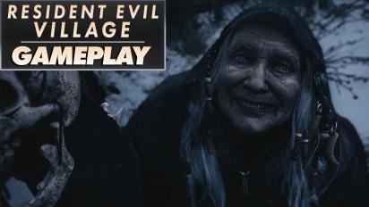 《惡靈古堡:村莊》- 村莊 demo Gameplay