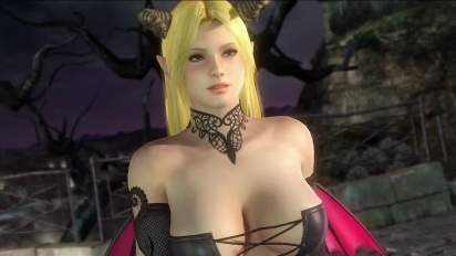 Dead or Alive 5 Ultimate - Halloween DLC Trailer