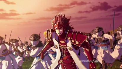 Fire Emblem Fates - Two Kingdoms Trailer