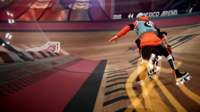 Roller Champions - Gameplay Trailer