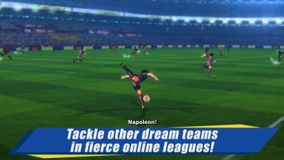 Captain Tsubasa: Rise of New Champions - Online Modes Trailer