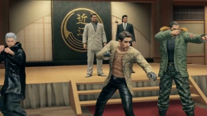 Yakuza: Like a Dragon - All Cast Behind The Scenes
