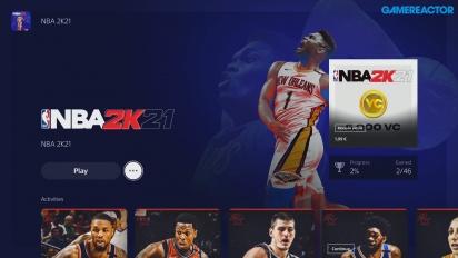 PS5 - 怎麼在一款遊戲上選擇 PS5 或 PS4 版本