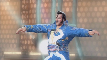 WWE All Stars - Honky Tonk Man DLC - Entrance Trailer