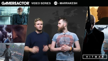 Hitman Season 1 Interview Series - Chapter 3: Marrakesh
